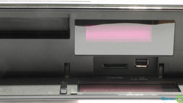 Panasonic UB900 front openi