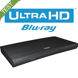 Samsung UBD-K8500 Test