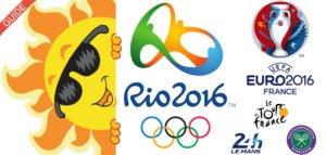 Foto af Sommerens TV-Sport 2016  OL dækningen på TV