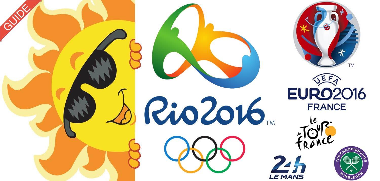 Sommer TV-sport 2016