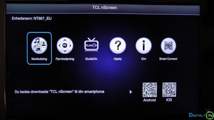 TCL nScreen