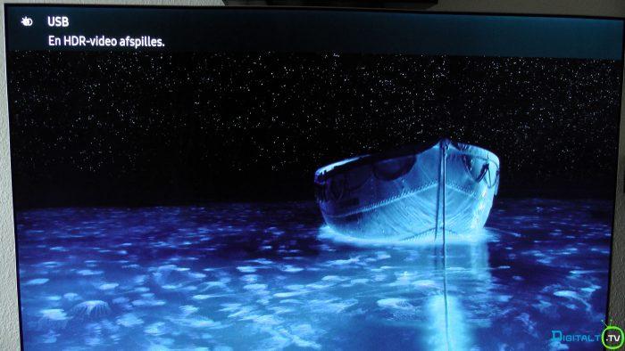 Samsung KS7005 USB video hdr