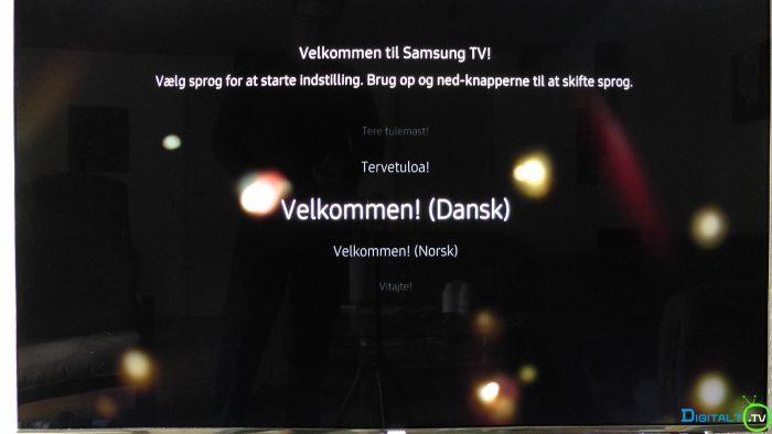 Samsung KS7005 installationsguide