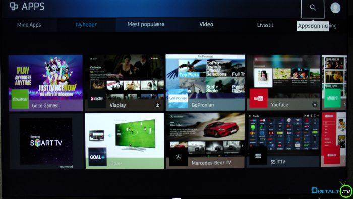 Samsung Tizen 2.0 apps