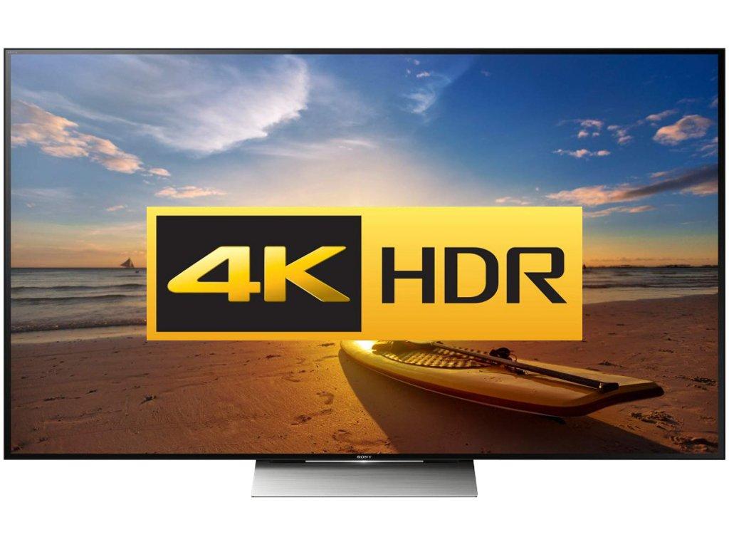 Sony KD-65XD9305 Test : DIGITALT.TV