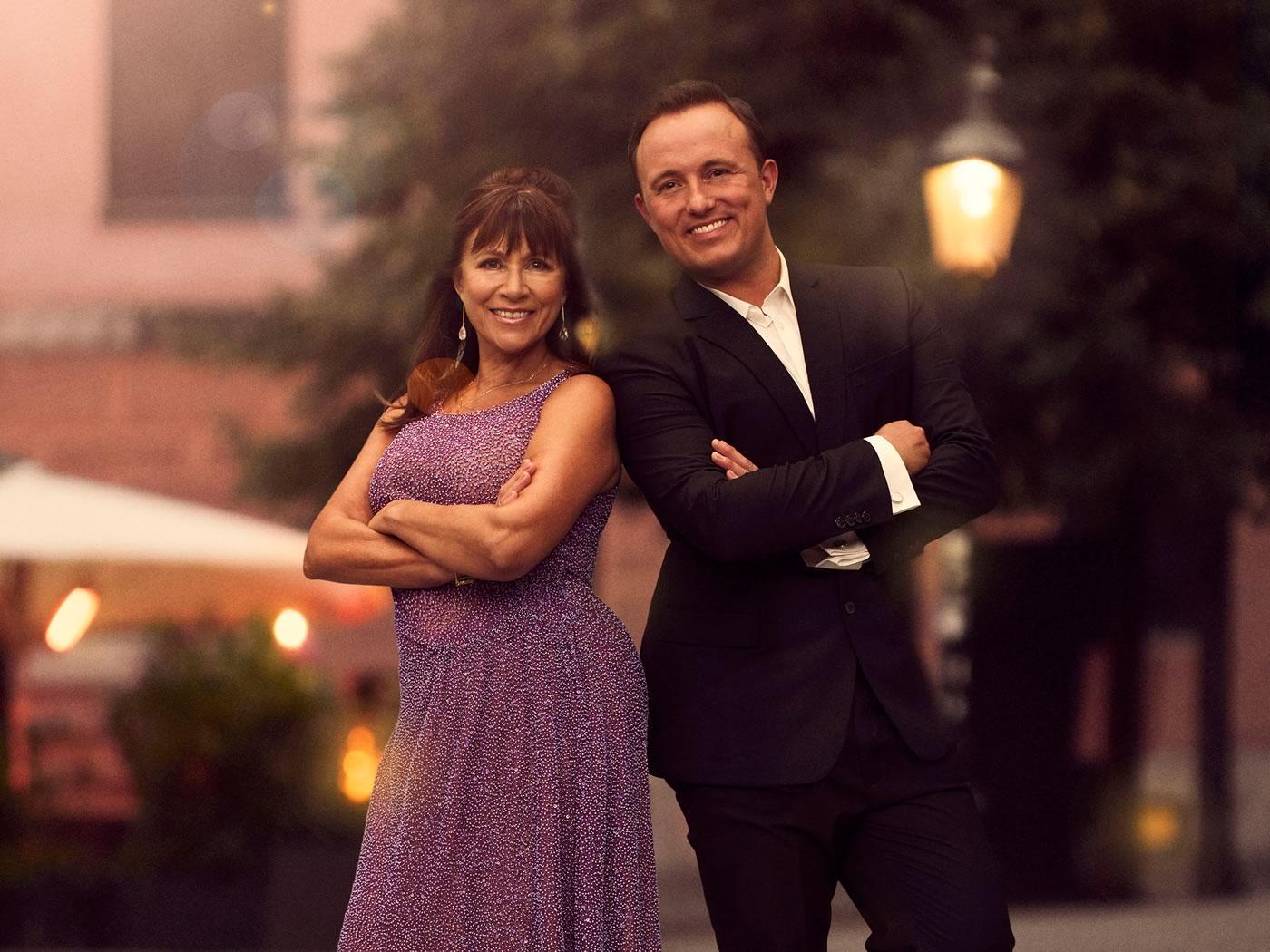 Kirsten Siggaard og Thomas Evers Poulsen Vild med Dans 2016