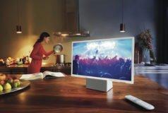 Foto af 3-i-1 TV fra Philips med Bluetooth-højtaler