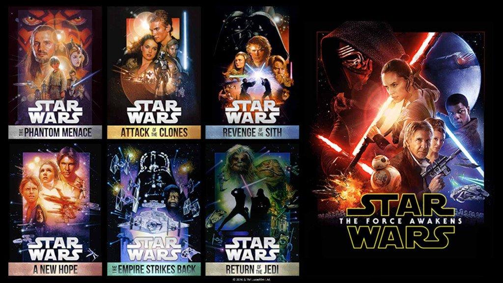 Viaplay Star Wars