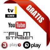 Photo of Gratis streamingtjenester/tilbud (inkl. Licensfinansierede)