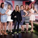 Topmodel curves Kanal 4 2016