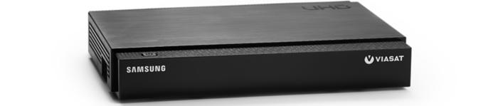 Viasat Ultra HD boks Samsung