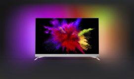Foto af Philips lancerer OLED TV med Ambilight