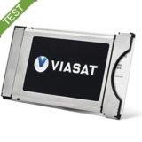 Foto af Viasat kortlæser modul – Se Viasat TV direkte på din fladskærm