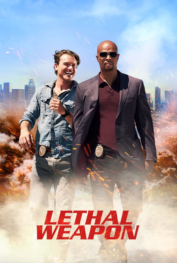 Lethal Weapon Serie Deutsch
