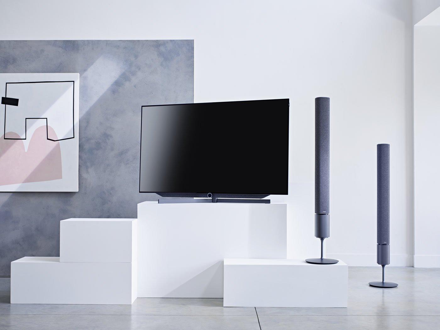 Loewe Klang 5 design