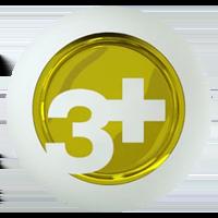 TV3+ logo