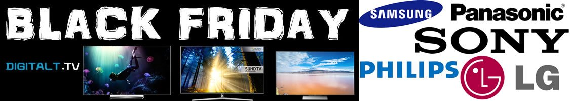 black friday tv anbefalinger