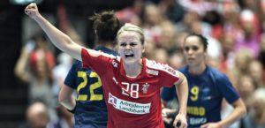 EM Håndbold TV 2 Stine Jørgensen
