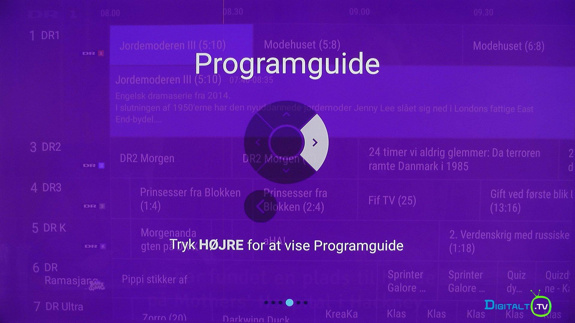 Aurora Introduktion programguide
