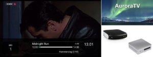 Foto af Aurora TV – TV fra din netværkstuner på Android enheder inklusiv Android TV