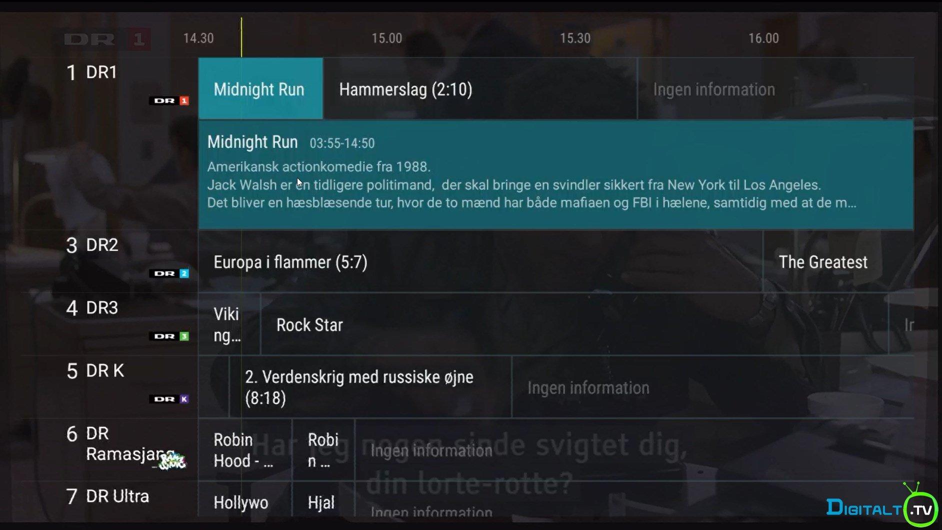 Aurora TVGuide