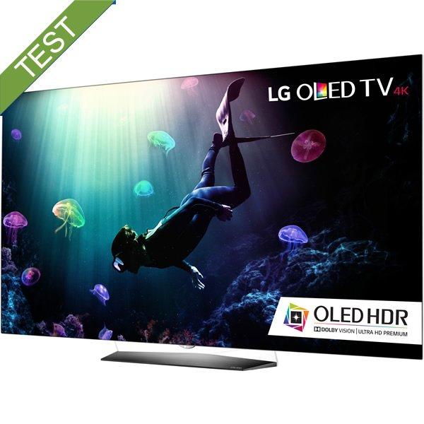 LG B6V OLED Test / Anmeldelse