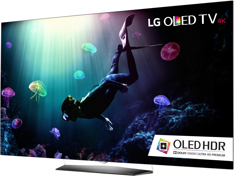 LG B6V OLED Test