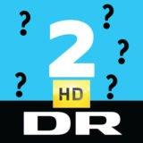 Foto af DR2 nu i HD på tv-antennen DVB-T