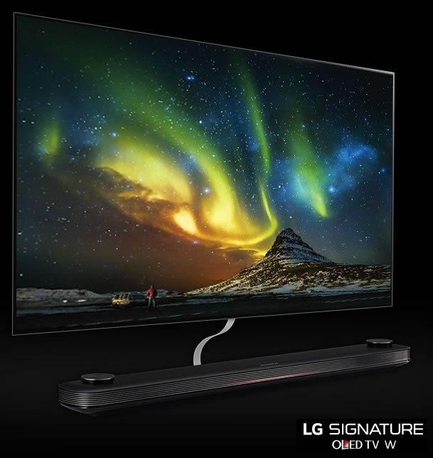 LG W7 OLED 2017