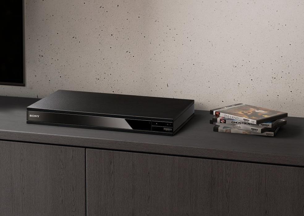 Sony UBP-X800 Ultra HD blu-ray afspiller