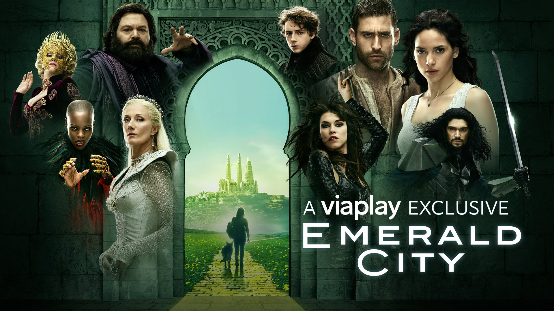emerald city Viaplay