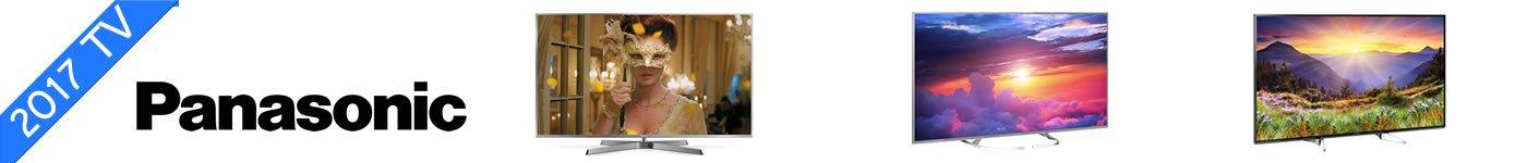 2017 TV Panasonic LCD TV Oversigt