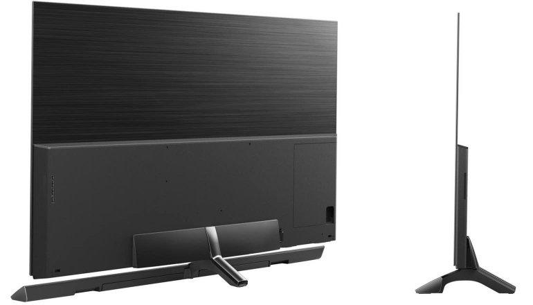 Panasonic OLED TX65EZ 1000E profil