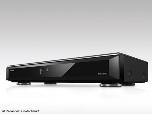 panasonic lancerer ultra hd blu ray recorder ogs med dvb t2 digitalt tv. Black Bedroom Furniture Sets. Home Design Ideas