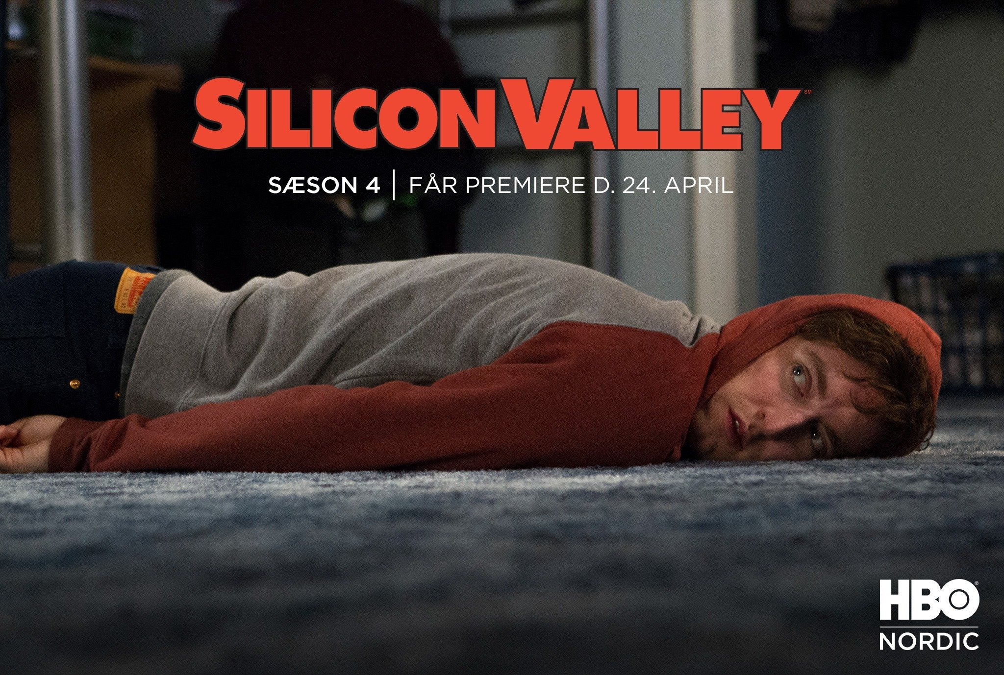 Silicon Valley saeson 4 HBO