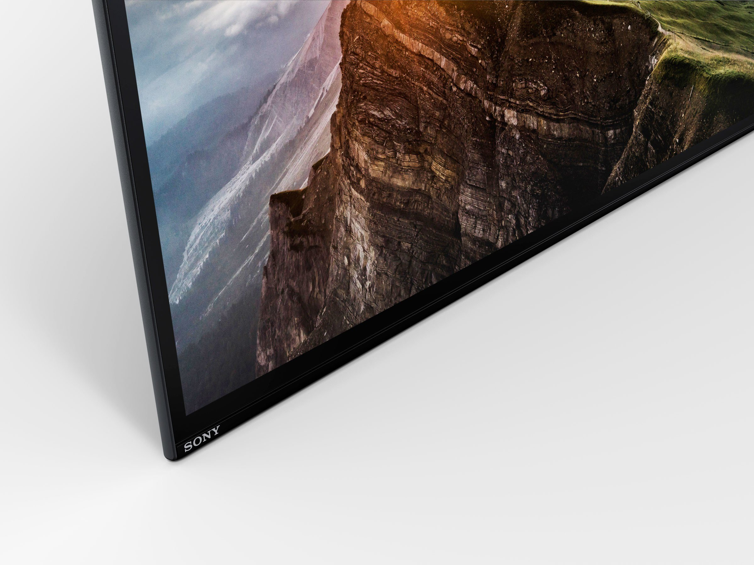 Sony A1 OLED closeup