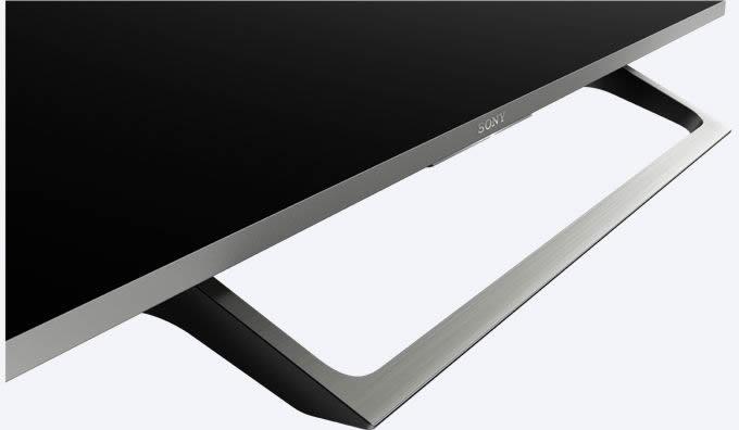 Sony KD 55XE8005 closeup