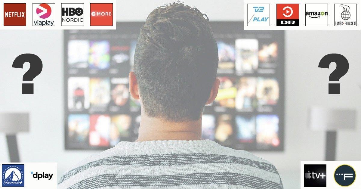 Streamingguide hvad kan du streame oversigt