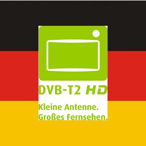 DVB-T2-HD Tyskland logo