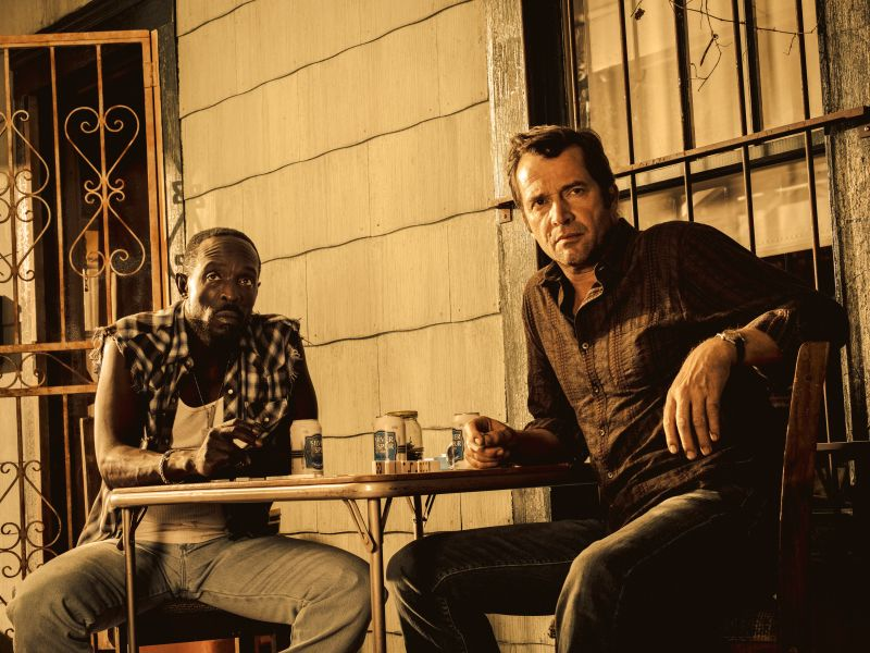 Hap and Leonard C More