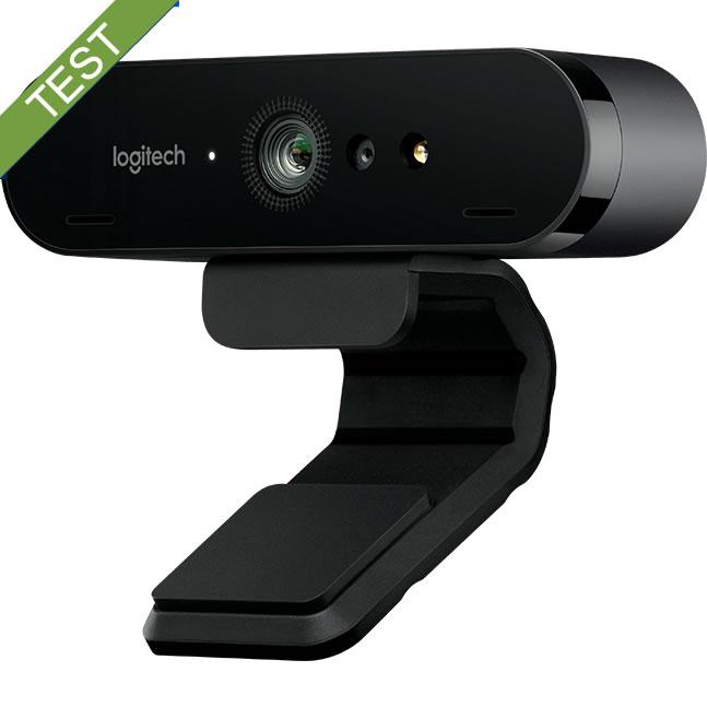 Logitech Brio 4K Ultra HD webcam test
