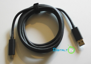 Logitech Brio 4K webcam kabel