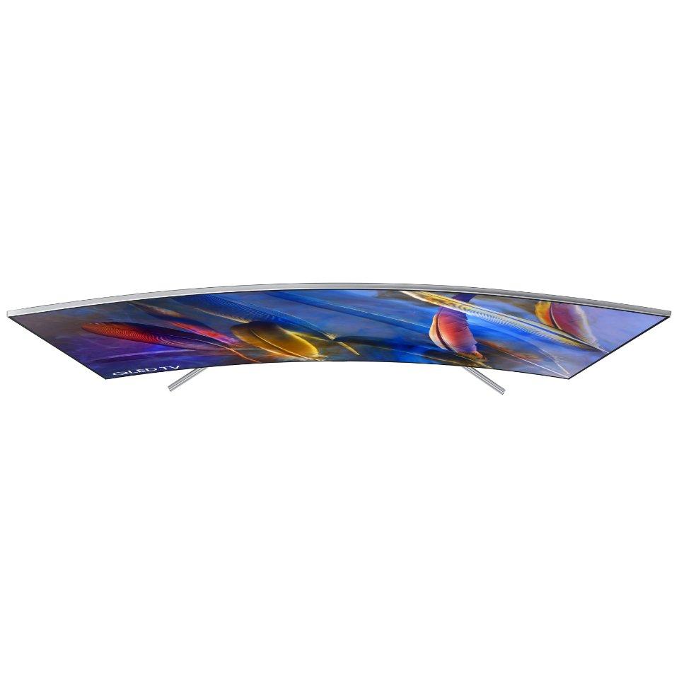 Samsung QE55Q7C top
