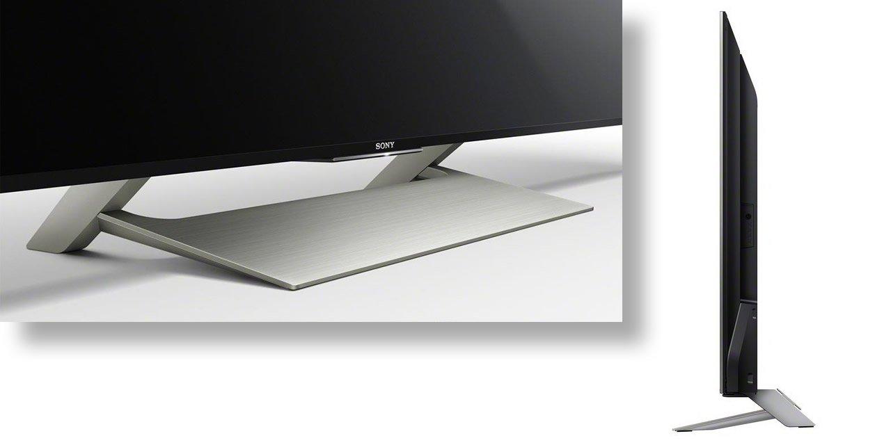 Sony XE9005 design fod profil