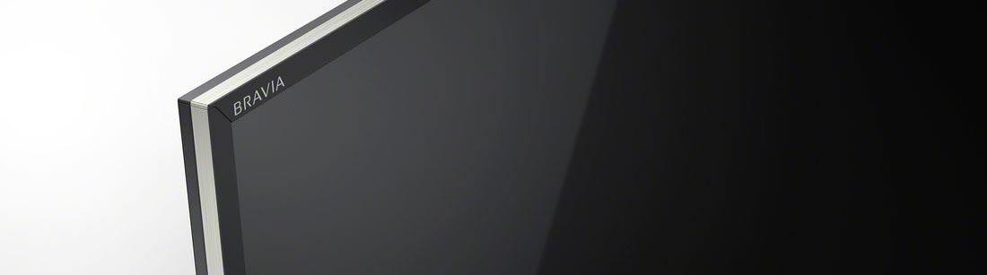 Sony XE9005 design kant