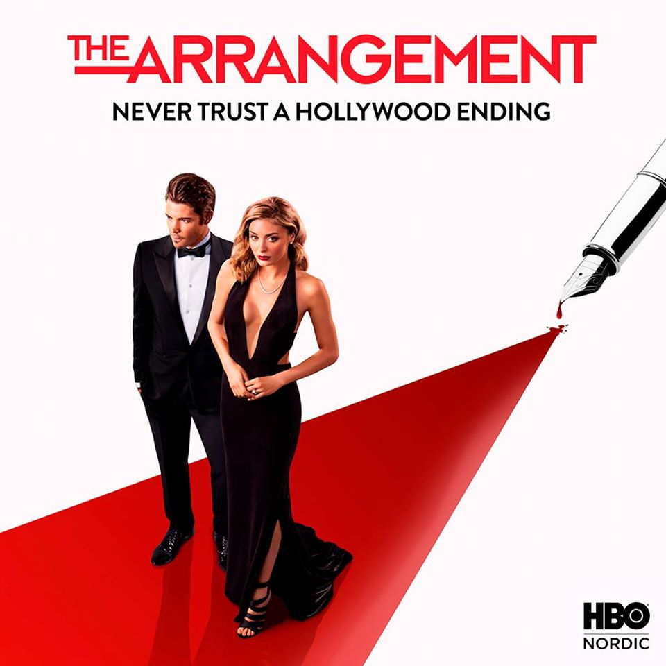 Image result for the arrangement hbo