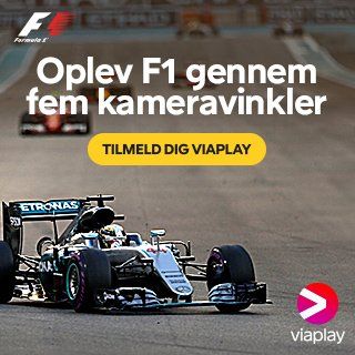 Formel 1 TV Streaming Viaplay