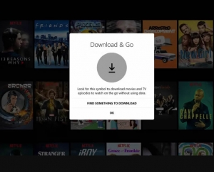 Netflix offline Win10