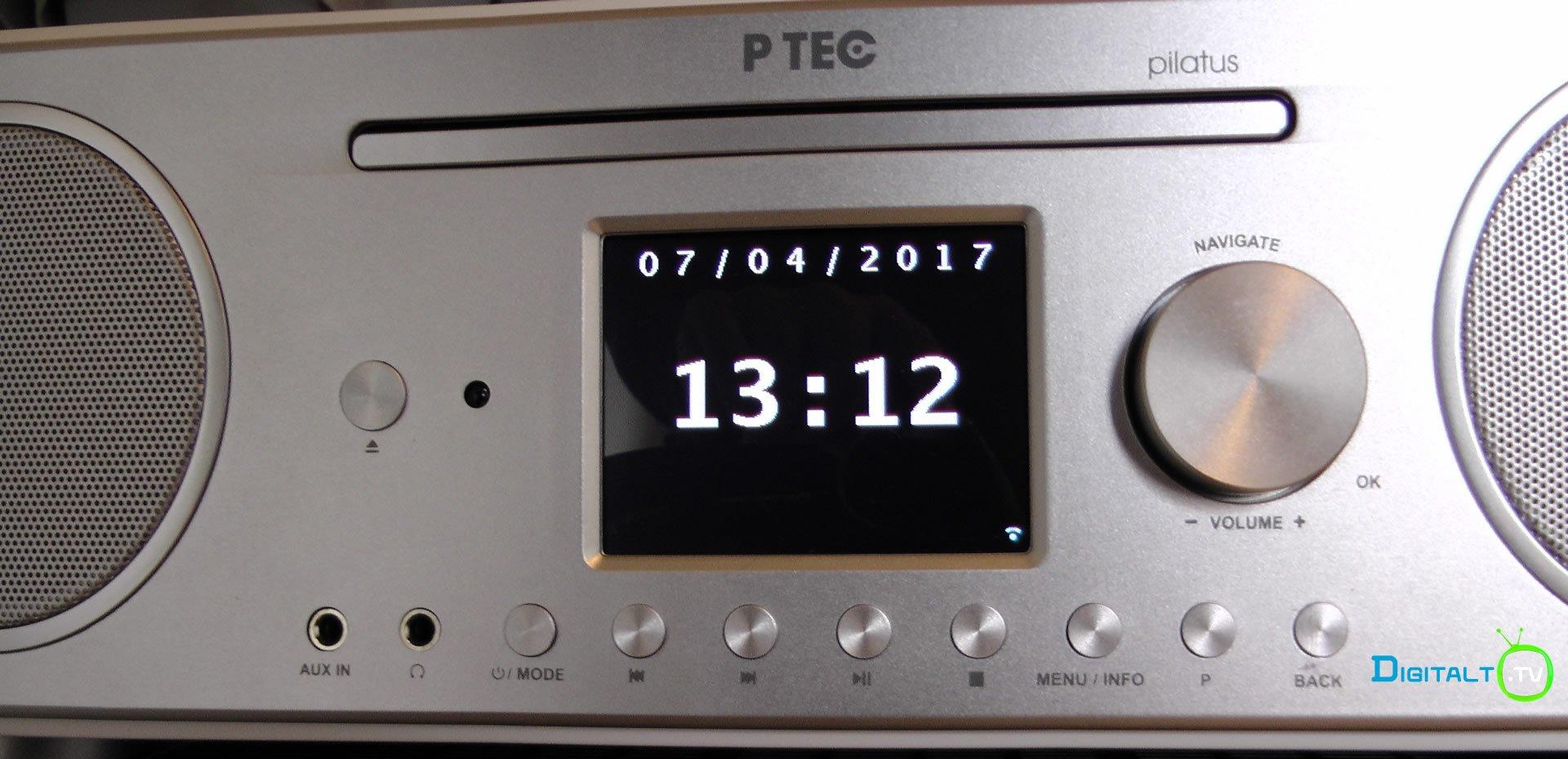 Pilatus front display ur