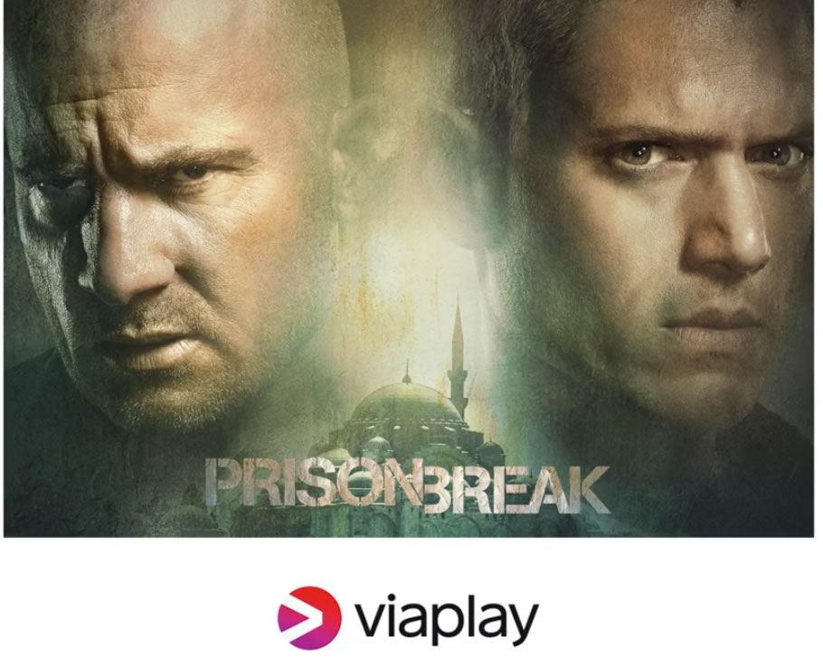 Prison Break sæson 5 viaplay